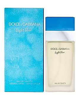 D & G Light Blue 50ml Eau de Toilette