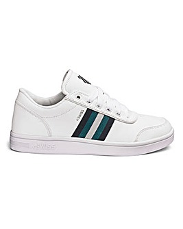 K-Swiss Court Clarkson S Trainers