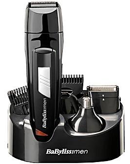BaByliss for Men 8 in 1 Shaving System