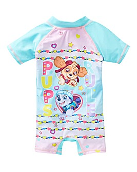 Paw Patrol Girls Sunsafe Suit