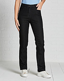 Straight Leg Jeans Regular