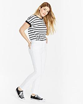 Straight Leg Jeans Short Length