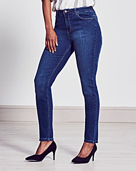 Everyday Slim Leg Jeans Long