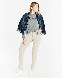 Sadie Authentic Slim Leg Jeans Regular