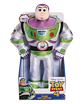 Toy Story 4 Talking Plush - Buzz