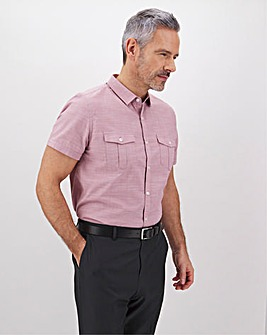 Soft Touch Double Pocket Shirt