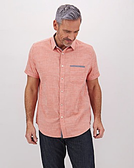 Short Sleeve Coloured Shirt