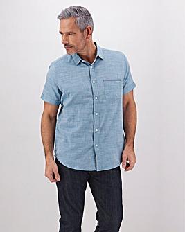 Short Sleeve Coloured Shirt