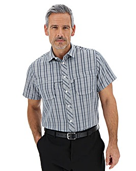 Premier Man Short Sleeve Outdoor Shirt
