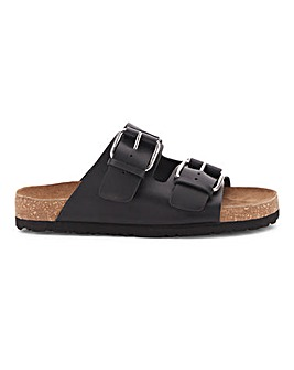 Rhodes Leather Footbed Extra Wide Fit