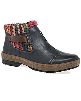 Rieker Rambler Standard Fit Ankle Boots