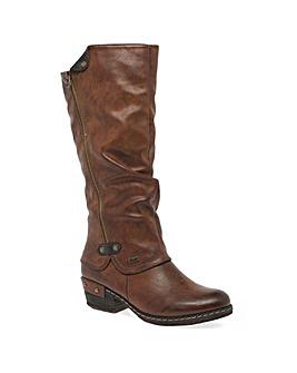 Rieker Sierra Standard Fit Long Boots