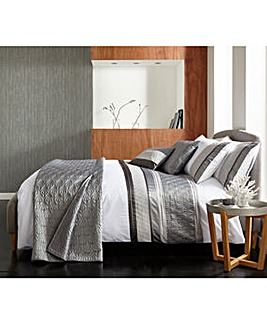 Rocco Embroidered Duvet Cover Set