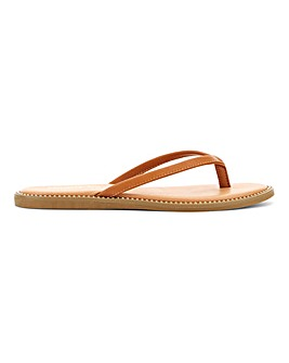 Stanford Toe Post Sandal Extra Wide EEE Fit