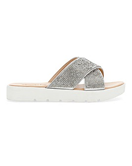 Dayton Diamante Sandals Extra Wide EEE Fit