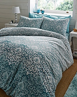 Roxbury Ombre Duvet Cover Set