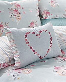 Penelope Boudoir Filled Cushion