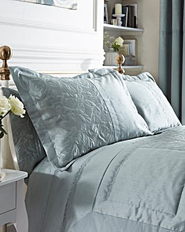 Catherine Lansfield Aubrey Embellished Pillowshams