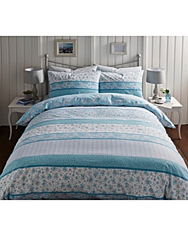 Zoe Printed Duvet Cover Set