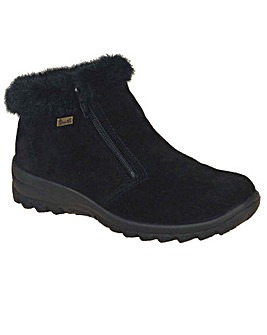Rieker Ella Womens Warmlined Ankle Boots