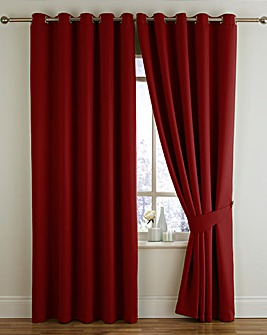 Twilight Blackout Thermal Eyelet Curtain