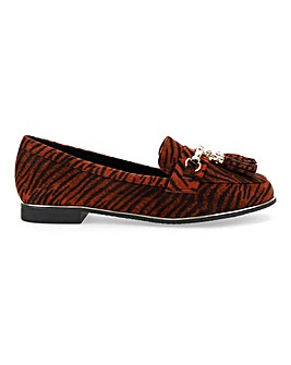 Valens Tassel Loafer Wide Fit