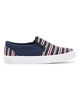 Kristina Slip On Extra Wide Fit