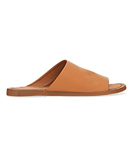 Laguna Leather Mule Wide E Fit