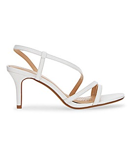 Montreal Strappy Sandal Wide E Fit