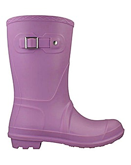 PVC Wellington Boot Extra Wide