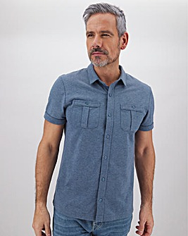Two Pocket Polo Shirt