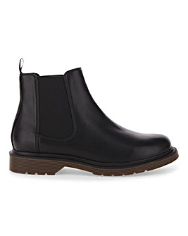 Maple Chelsea Boot Extra Wide Fit