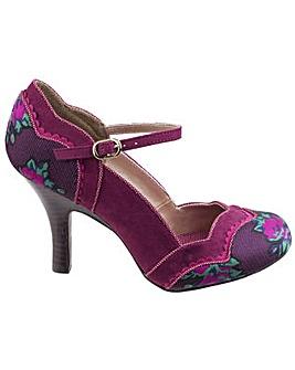 Ruby Shoo Imogen Stiletto Court Shoe