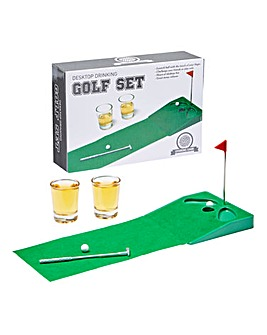 Desktop Golf Drinking Game