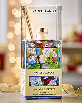 Yankee Candle Garden Sweet Pea Diffuser
