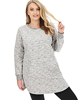 Cotton Sweat Tunic
