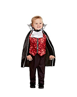 Halloween Toddler Vampire Costume