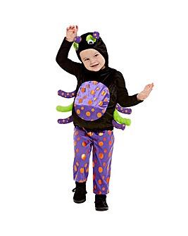 Halloween Toddler Spider Costume