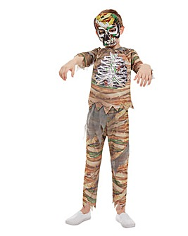 Halloween Zombie Mummy Costume