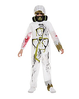 Halloween Child Biohazard Costume