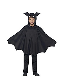 Halloween Childrens Bat Cape