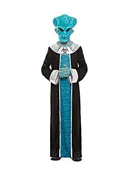 Halloween Alien Child Costume