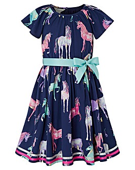 Monsoon S.E.W Effe Unicorn Dress