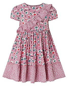 Monsoon S.E.W. Baby Eloise Print Dress