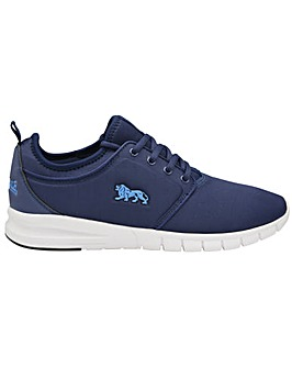 Lonsdale Propus lace up trainers