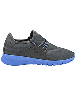 Lonsdale Sirius mens lace up trainers