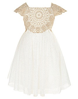 Monsoon Baby Estella  Dress