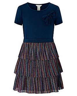 Monsoon Rae Rainbow 2In1 Dress