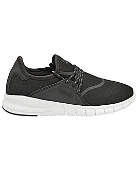 Lonsdale Sirius ladies lace up trainers