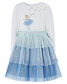 Monsoon Baby Anna Disco Dress
